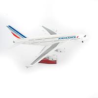 Mô Hình Máy Bay AIRBUS A380 AIR FRANCE 1:160 (47CM - CÓ ĐÈN)