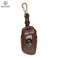 Bao da chìa khóa Vinfast Lux A SA da Vachetta Saudade