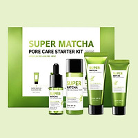 Bộ chăm sóc Some By Mi Super Matcha Pore Care Starter Kit-Edition