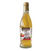 Giấm táo hữu cơ 500ml IL Nutrimento Organic Apple Cider Vinegar