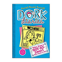 Dork Diaries 5 - Tales from a Not-So-Smart Miss Know-It-All (Hardcover)