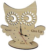 Đồng hồ để bàn hình con cú dễ thương