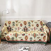 (1.8*2.3m&2.3*2.75m) Khăn trải ghế sofa, phủ sofa phong cách phóng khoáng bay bổng Bohemian - PS08