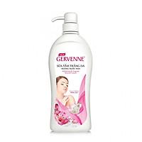 Sữa tắm trắng da Gervenne Pink Lily 900gr