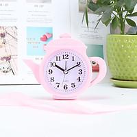Đồng hồ để bàn hình bình nước (tặng kèm 1 sản phẩm ngẫu nhiên)