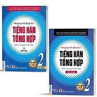 Sách - Combo Tiếng Hàn Tổng Hợp Dành Cho Người Việt Nam - Sơ Cấp 2