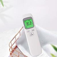 Máy đo nhiệt độ hồng ngoại cảnh báo sốt cao cấp FPT1001 ( Tặng kèm nhiệt ẩm kế mini - Giao màu ngẫu nhiên)