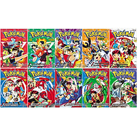 Combo Pokémon Đặc Biệt (Tập 11 - Tập 20)