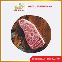[Chỉ giao HCM] - Thăn ngoại bò Wagyu Nhật - 1kg