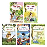 Sách thiếu nhi - Combo Thói quen tốt của những đứa trẻ chăm ngoan