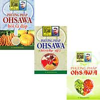 Phương Pháp Ohsawa Hỏi Và Đáp - Bộ 3 Tập