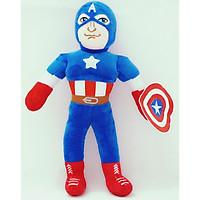 Gấu nhồi bông siêu nhân Đội trưởng Mỹ