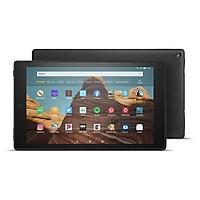 Máy tính bảng Kindle Fire HD 10 (Black/Blue) - 2017 - 32GB - Chính hãng Amazon - Hàng nhập khẩu