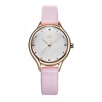 Đồng hồ nữ chính hãng Shengke Korea K8013L-04 Hồng