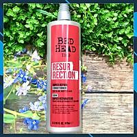 DẦU XẢ TIGI BED HEAD RESURRECTION SUPER REPAIR CONDITIONER PHỤC HỒI TÓC HƯ TỔN MÀU ĐỎ USA 970ML NEW