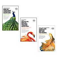 Combo 3 Cuốn Sách Đặc Biệt Về Định Giá: Định Giá Thông Minh, Chinh Phục Người Dùng  + Những Nguyên Tắc Định Giá Sản Phẩm Thỏa Mãn Người Dùng + Chiến Lược Định Giá Đột Phá Thị Trường