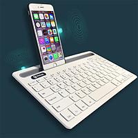 Bàn phím Bluetooth không dây cho Điện thoại và Máy tính bảng TITAN KB02 - Hàng chính hãng