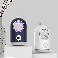 Máy đuổi muỗi diệt côn trùng kiêm đèn LED ngủ thông minh Jisulife D01 – Đèn bắt muỗi tự động bằng ánh sáng tia UV thân thiện với môi trường không mùi khét, không gây ồn (Hàng chính hãng)