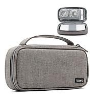 Túi đựng pin sạc dự phòng, dây sạc, củ sạc và điện thoại Baona - Hàng nhập khẩu
