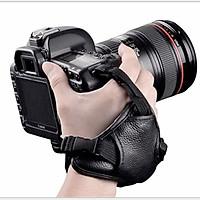 Dây đeo tay cho máy ảnh DSRL - hàng nhập khẩu