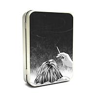 Hộp thiếc Vintage Box - Smoking 20