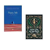Combo 2 cuốn sách: Nước Mỹ (Kẻ Mất Tích) + Thung lũng kinh hãi