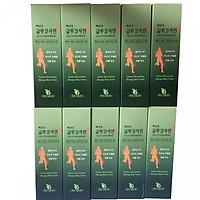 Combo 10 hộp dầu lạnh xoa bóp khớp Glucosamine - 150ml Hàn Quốc