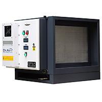 Máy hút khử mùi bếp ăn nhà hàng, lọc khói bụi, dầu mỡ công nghệ lọc tĩnh điện Dr.Air KT 6000 - Hàng Chính Hãng