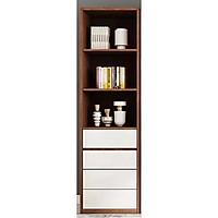 Tủ đựng tài liệu văn phòng, tủ sách gỗ gia đình thiết kế tiện dụng, hiện đại (KS-74)