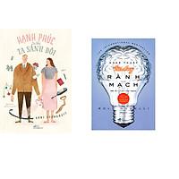 Combo 2 cuốn sách: Hạnh phúc là khi ta sành đôi + Nghệ thuật tư duy rành mạch