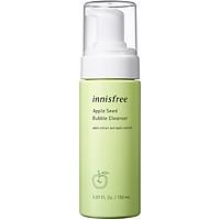 Sữa Rửa Mặt Tạo Bọt Từ Táo Xanh Innisfree Apple Seed Bubble Cleanser 150Ml - 131172732