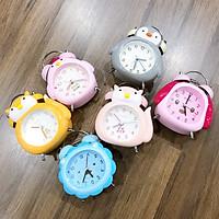Đồng hồ báo thức 2 chuông nhiều hình AY17078/AY17085/AY17088/AY17089/AY17099/AY17107