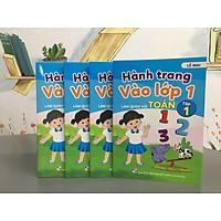 NDB - Hành trang vào lớp 1 làm quen với toán tập 1 + Học xem giờ và học toán (bộ 2 cuốn)