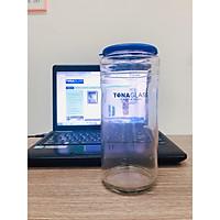 Hũ thủy tinh Tonaglass 1250ml, nắp nhựa