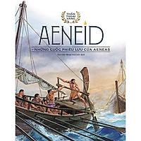Sách - Bộ Thần Thoại Vàng - Aeneid - Những Cuộc Phiêu Lưu Của Aeneas (tặng kèm bookmark thiết kế)