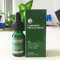 Tinh chất ngừa mụn Caryophy Portulaca Ampoule 10ml [ Được Mask 3W Clinic ]