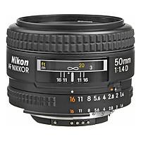 Ống Kính Nikon AF 50mm F/1.4D (Đen) - Hàng Nhập Khẩu