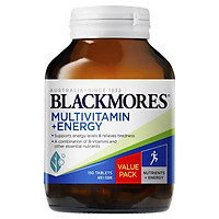 Blackmores Multivitamin + Energy 150 Tablets Exclusive