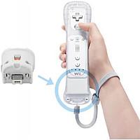 For Nintendo Wii Motion Plus Adapter Handle Sensor Remote Controller Accelerator