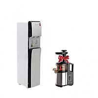 Máy lọc nước tích hợp nóng lạnh Korihome Series 9 [WPK-938]- Hàng chính hãng.Tặng máy ép hoa quả Korihome JEK-633