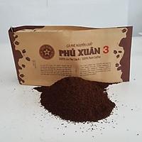 Cà phê phin - 500g cà phê bột - Phú Xuân 3