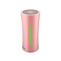 Loa Bluetooth EWA A115  Cao Cấp Hỗ Trợ Kết Nối TWS, Chất Liệu Hợp Kim Thanh Thoát Sang Trọng, Đèn Nhiều Màu Nhày Theo Nhạc , Công Suất 5W, Bass Sâu, Nghe Cực Hay, Có Túi Đựng - Hàng Chính Hãng