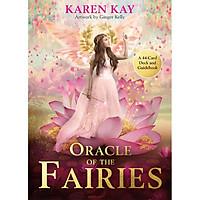 Bộ Tarot Oracle of the Fairies Bài Bói New