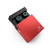 Tai Nghe Bluetooth Không Dây Iskil BS02 - Chống Nước IPX6 - Nghe 90h - tự động kết nối - Cảm ứng chạm cao cấp-hàng nhập khẩu