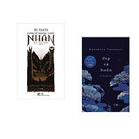 Combo 2 cuốn sách: Chúa tể những chiếc nhẫn, tập 2 - Hai tòa tháp + Đẹp và buồn