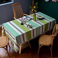 Khăn trải bàn KBCC11 MARYTEXCO chất liệu cotton thêu, đường may tinh xảo, viền tua rua sang trọng phù hợp với những không gian cao cấp, đem lại nét đẹp tinh tế cho căn phòng