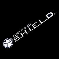 S.H.I.E.L.D AGENTS OF SHIELD - Sticker transfer hình dán trang trí Xe hơi Ô tô size 28x5.5cm
