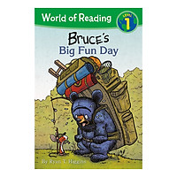 World of Reading Series: Level 1: Mother Bruce: Bruce's Big Fun Day