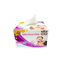 Hộp khăn vải khô đa năng an toàn cho bé Sunbaby