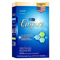 Sữa Bột Enfamil Enspire Infant Formula (Dành Cho Trẻ 0 - 12 Tháng Tuổi) (Hộp Giấy BIB 850gr)
